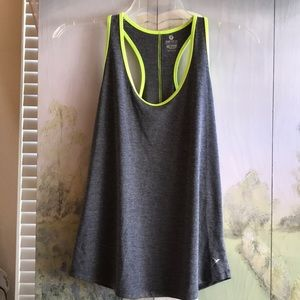 Old Navy Active semi fitted tank top